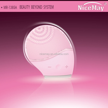 most popular products silicone face brush for cleansing