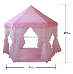 game room for childrn bed nets camping tent for kids