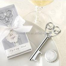 Wedding Favors Personalized Vintage Skeleton Key Bottle Opener