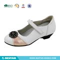 2015 Zapatos de tacón alto de moda para niños