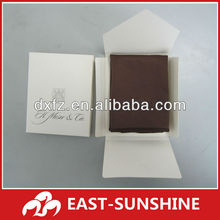 microfiber cloth with embossing logo,watch cleaning cloth