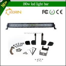 High Power Auto Car 180W 31.5 inch Offroad Led Spot Light Bar