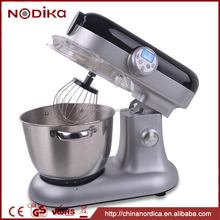 China Manufacture Wholesale Professional Multifunction Stand Mixer