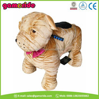 AT0613 plush animal electric scooter adult rocking horse electric animal toy