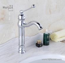 Good Single Handle Brass Bathroom Basin Faucet with cUPC (81H07-CHR-T)