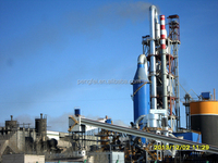 Sell 300-3000tpd dry process cement processing plant produced by Jiangsu Pengfei