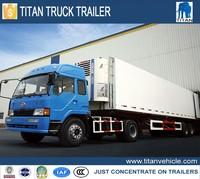 Titan new Refrigerator Freezer Cargo Van/Freezer Trailer