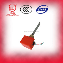 Electronic water flow sensor electrical switch