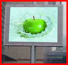 advertising fast installation led display screen price with CE certificate
