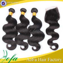 Top quality remy no mix smooth 7a tangle free virgin peruvian human hair weavings
