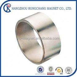Permanent Sintered NdFeB Generator ring Magnet