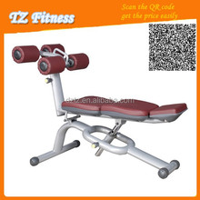 Trade Assurance Super Gym Fitness Equipment Adjustabl Abdominal Bench dezhou factory TZ-6027
