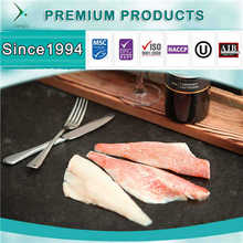 IQF GAP,HACCP,ISO Certification Red Fish