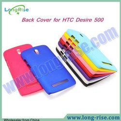 Wholesale Hard PC Back Cover for HTC Desire 500, for HTC Desire 500 Hard PC Case
