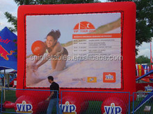 good price outdoor advertising inflatable billboard