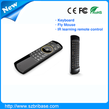 Mini Wireless Keyboard with Fly air mouse for Pojector