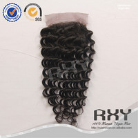 14 14 14inch mongolian kinky curly hair lace frontal closure
