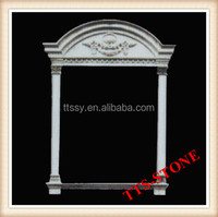 Hand Carved Marble Window Sill