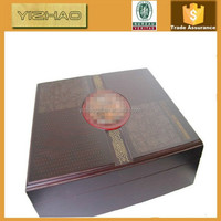 Made in China YZ-wb0001 High Quality wood donation box