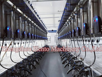 2X30 Side by Side Milking Parlor For Sale