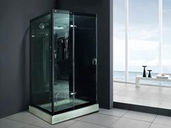 Monalisa M-8290 indoor tempered glass steam shower room European style steam room with shower luxury hotel villa steam enclosure