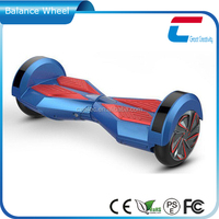 Shenzhen CXJ Top Battery cool sport electric scooter board with carry bag self balance car
