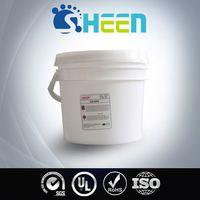 High Temperature Resistance Lucid Granite Epoxy Resin Adhesive For Cob Bonding