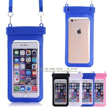 new 2015 Hot Selling Waterproof Cell Phone Bag, Newly Design Waterproof Bag For Phone