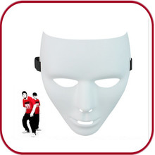 halloween pvc mask custom cosplay plastic party mask for men PGAC-0677
