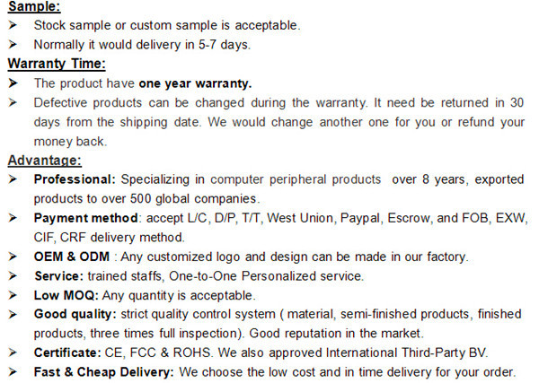 factory direct hot selling cheap wired mouse, optical mouse