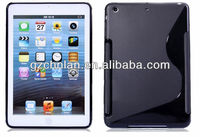 Hot selling Smooth Surface S line TPU Protective Case for iPad Air