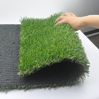 Durable Synthetic Grass Lawn for Home Decoration