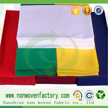 Sunshine hot sale nonwoven fabric disposable mattress cover,medical bedsheet