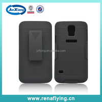 new arrival hybrid phone case for Samsung S5 made in china