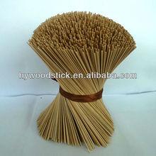 Polishing Round Bamboo Incense Stick