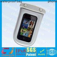 hot selling hot new design mobile phone pvc waterproof dry bag