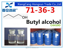 Hot Sale 99% butanol butyl alcohol (CAS: 71-36-3)