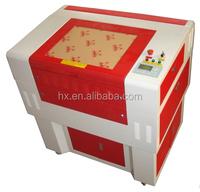 Best selling products King Rabbit HX-6090 60W wood laser cutting machine