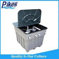 High quality fiberglass swimming pool water filter quartz sand filter tank