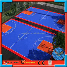 easy installation surface basketballer professional