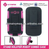 fancy phone cover for Samsung galaxy ring M840 hybrid case