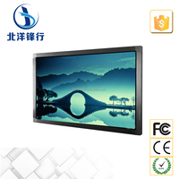 55inch Full HD 10 points cheap touch screen all in one pc