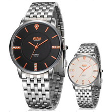 2015 high quality DOM authentic waterproof thin alloy band wrist watches the man watches contracted decorous waterproof watches