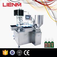 Hot Sale Automatic SS Paste Cream Filling Machine
