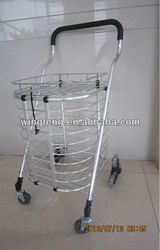 Climb stairs folding shopping cart/shopping trolleys