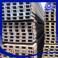 DIN Standard Steel Channel Sizes/U-Channel/Cold Rolled Stainless Steel C Channel