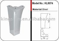 steel sofa support leg