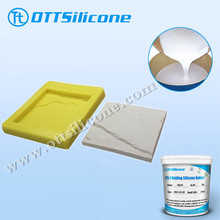 rtv silicone rubber for making garden statues molds