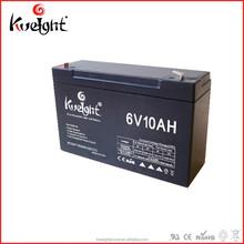 2015 Hot Sale Deep Cycle Lead Acid Battery 6v 10ah, 6v 10ah Sealed Lead Acid Battery