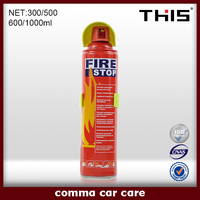 500ml small portable car mini foam fire extinguisher